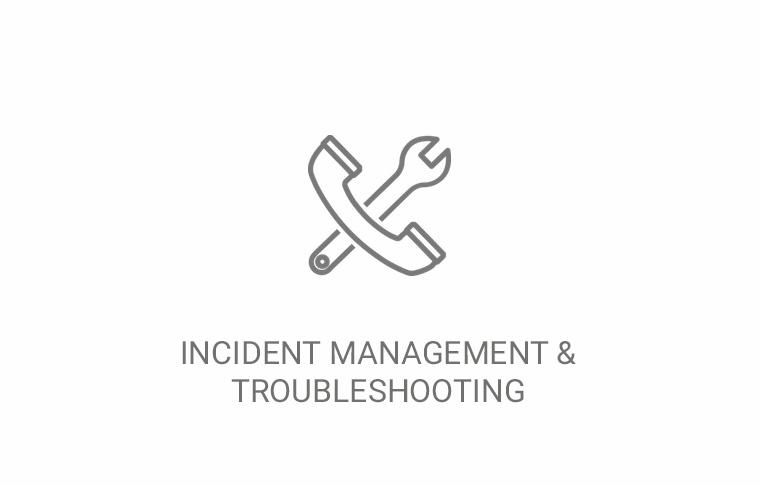 Incident Management and Troubleshooting