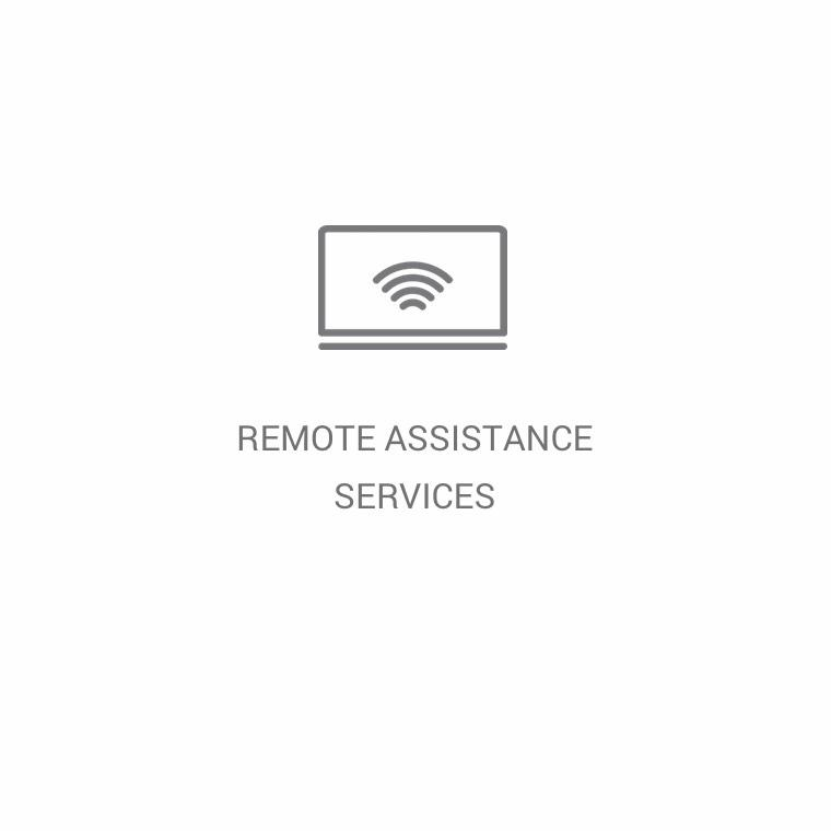 Remote Assistance Service