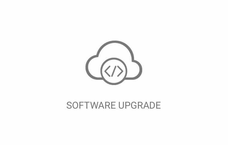 Software upgrade