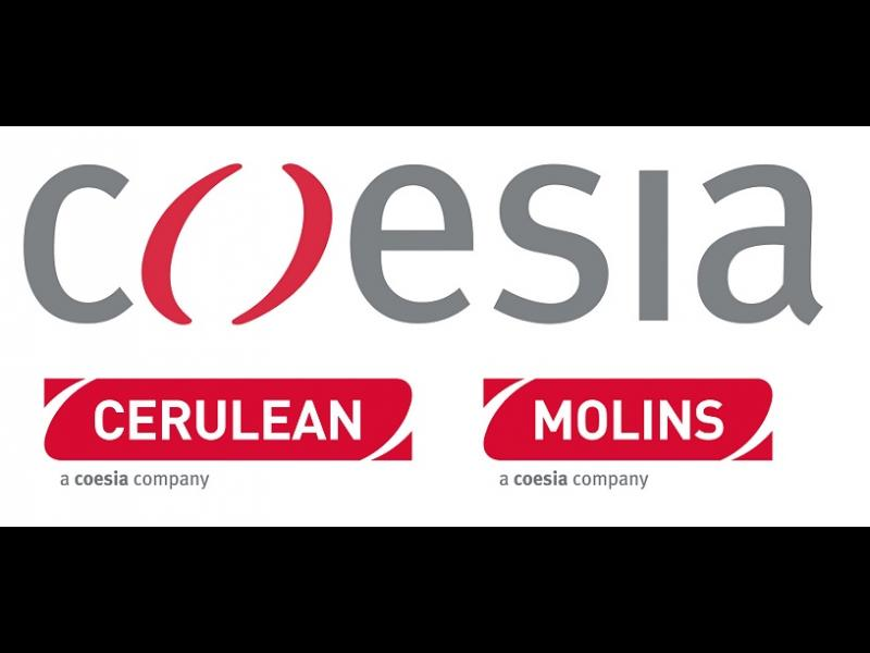 Coesia, Molins and Cerulean